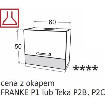 Szafka górna DUO WO6/50