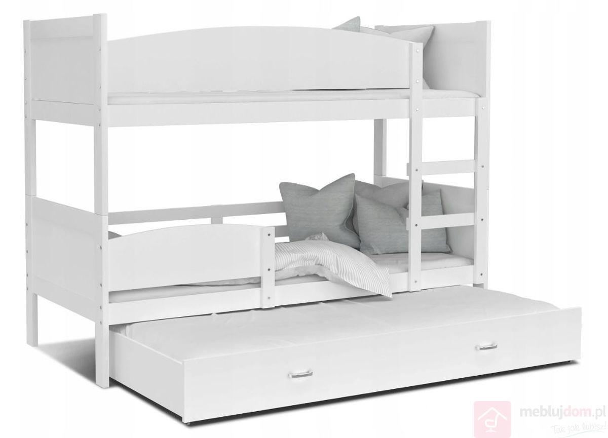 Łóżko piętrowe TWISTER 3
