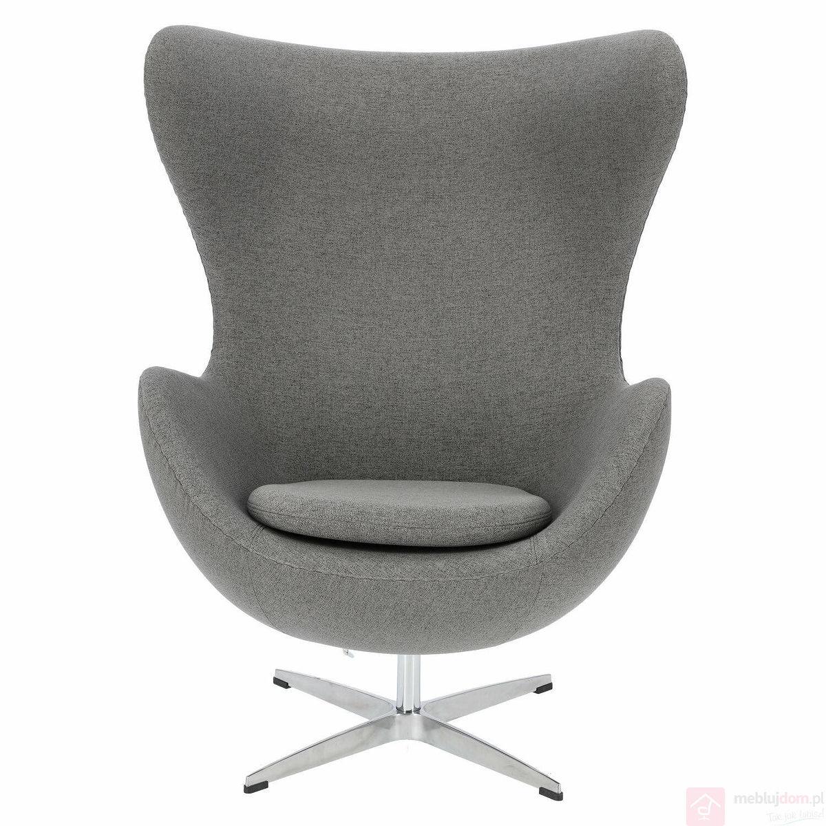 Fotel Jajo Easy Clean Premium antracyt
