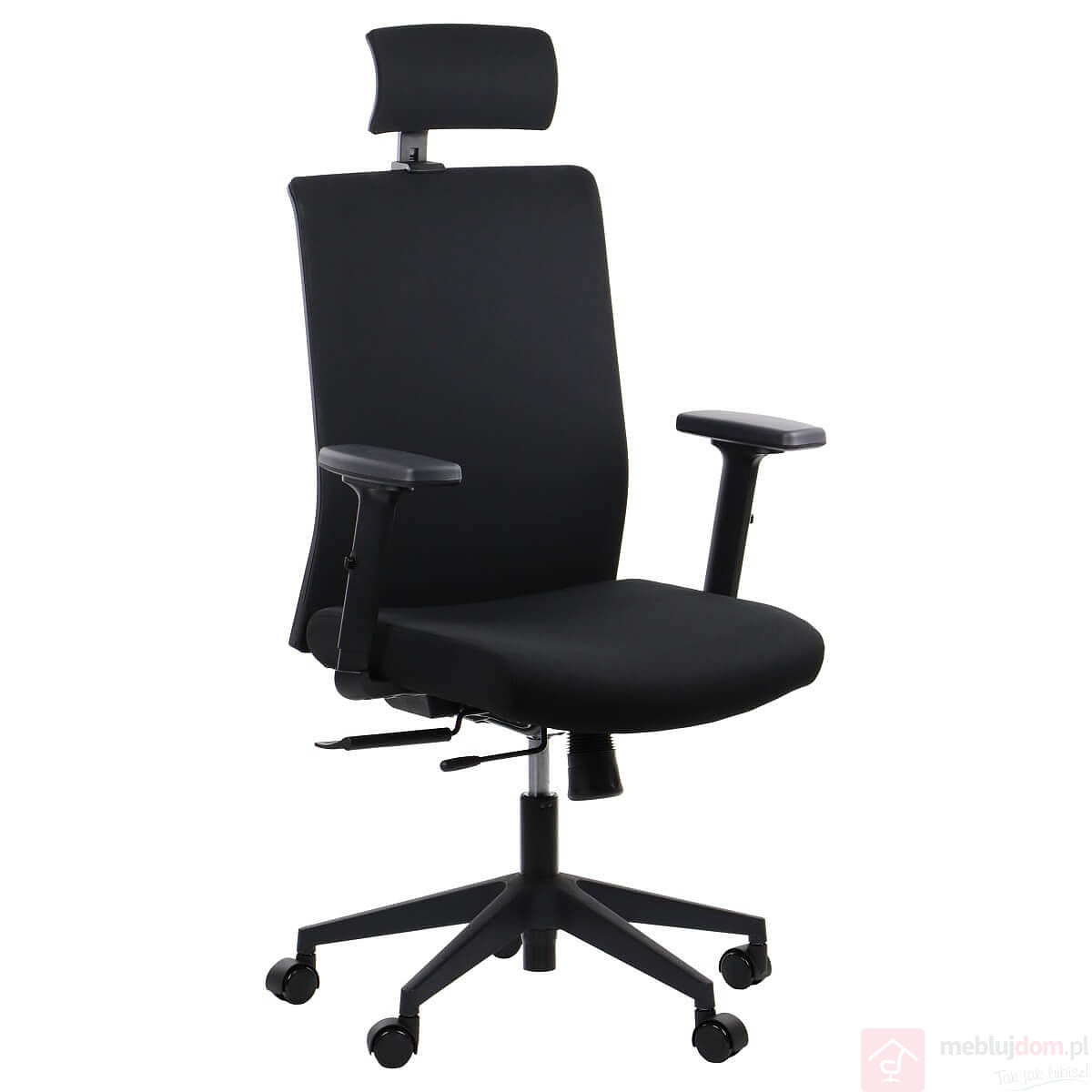Fotel ergonomiczny ERGON tkanina Sitplus