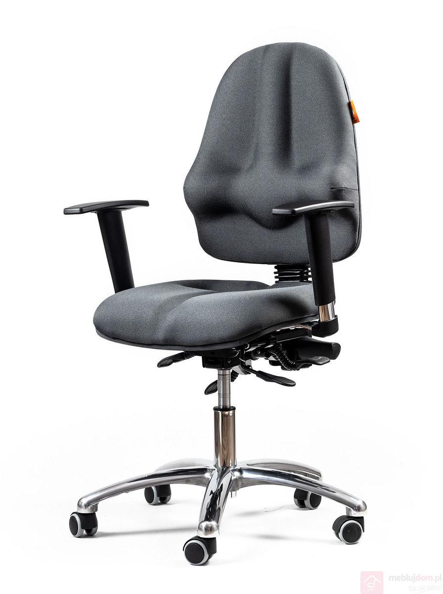 Fotel K1 CLASSIC PRO Kulik aluminiowa podstawa, Vario, Diune T-34