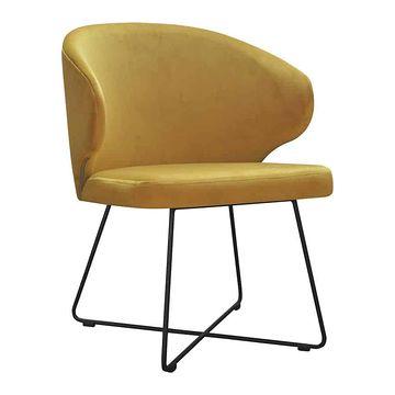 Krzesło ATLANTA CROSS przód 4