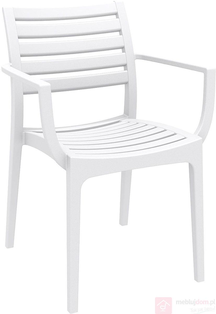 Krzesło ALMA z podłokietnikami