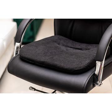 Poduszka ergonomiczna na siedzisko fotela biurowego