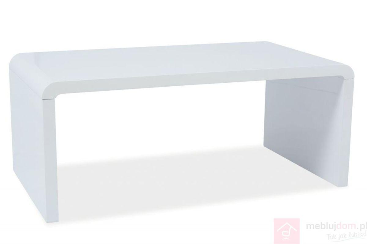 Ława MIO Signal Biały połysk, 60x100 cm
