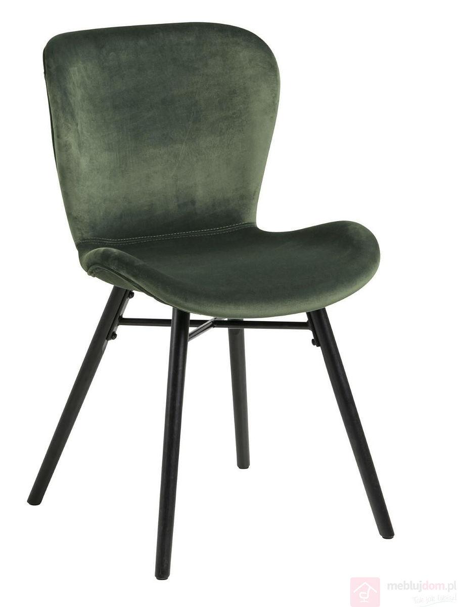 Krzesło BATILDA VIC zielone