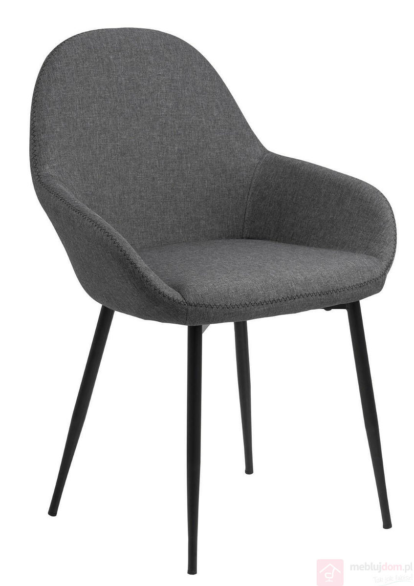 Krzesło CANDIS szare