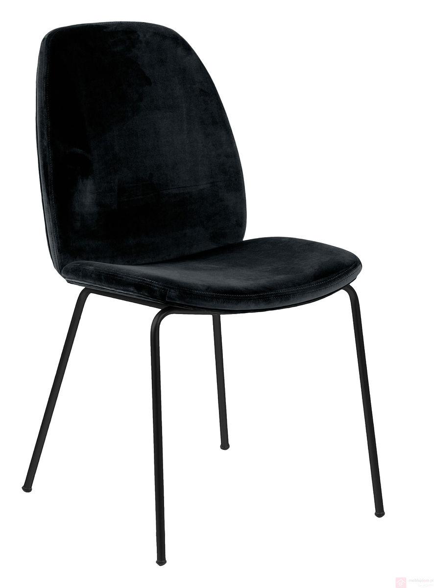 Krzesło CARMEN czarne