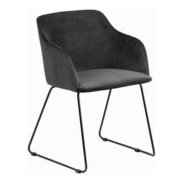 Krzesło CASABLANCA czarne