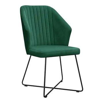 Krzesło PALERMO SPIDER zielone