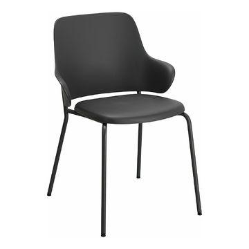 Krzesło CLARET ciemny szary