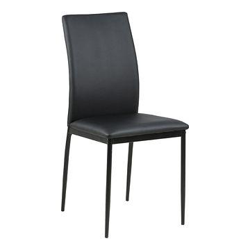 Krzesło DEMINA black