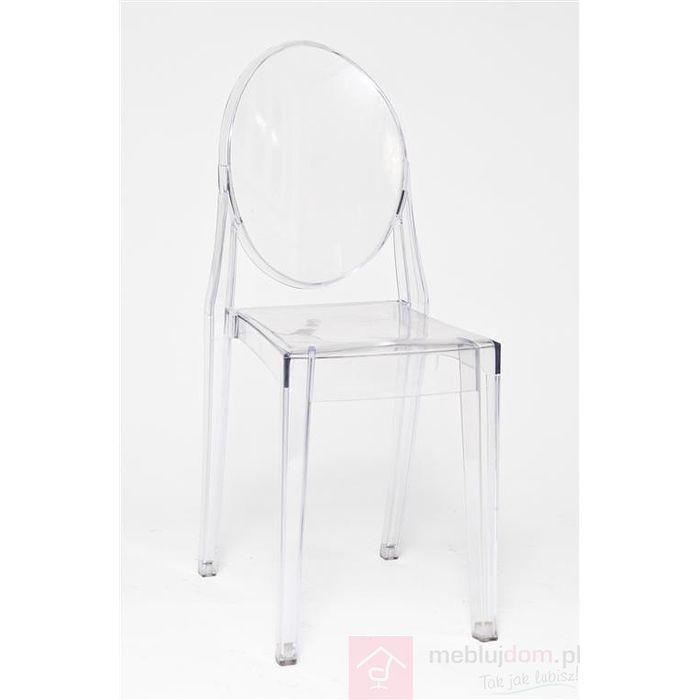 Krzesło Viki inspirowane Victoria Ghost