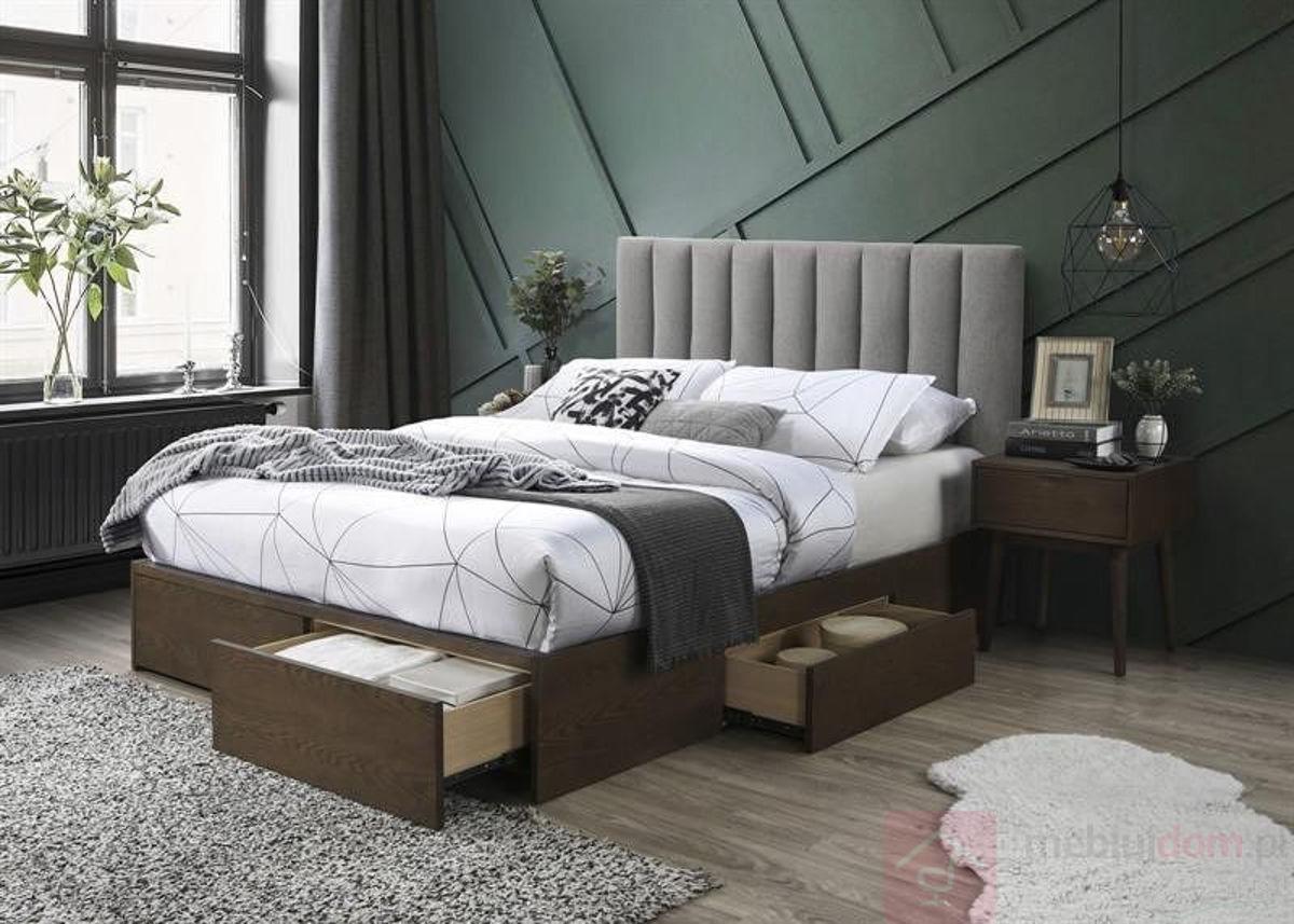 Łóżko GORASHI 160 Halmar