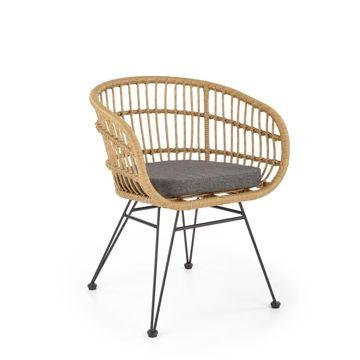 Krzesło ratanowe K-456 Halmar
