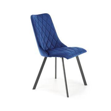 Krzesło K-450 Halmar Granatowy
