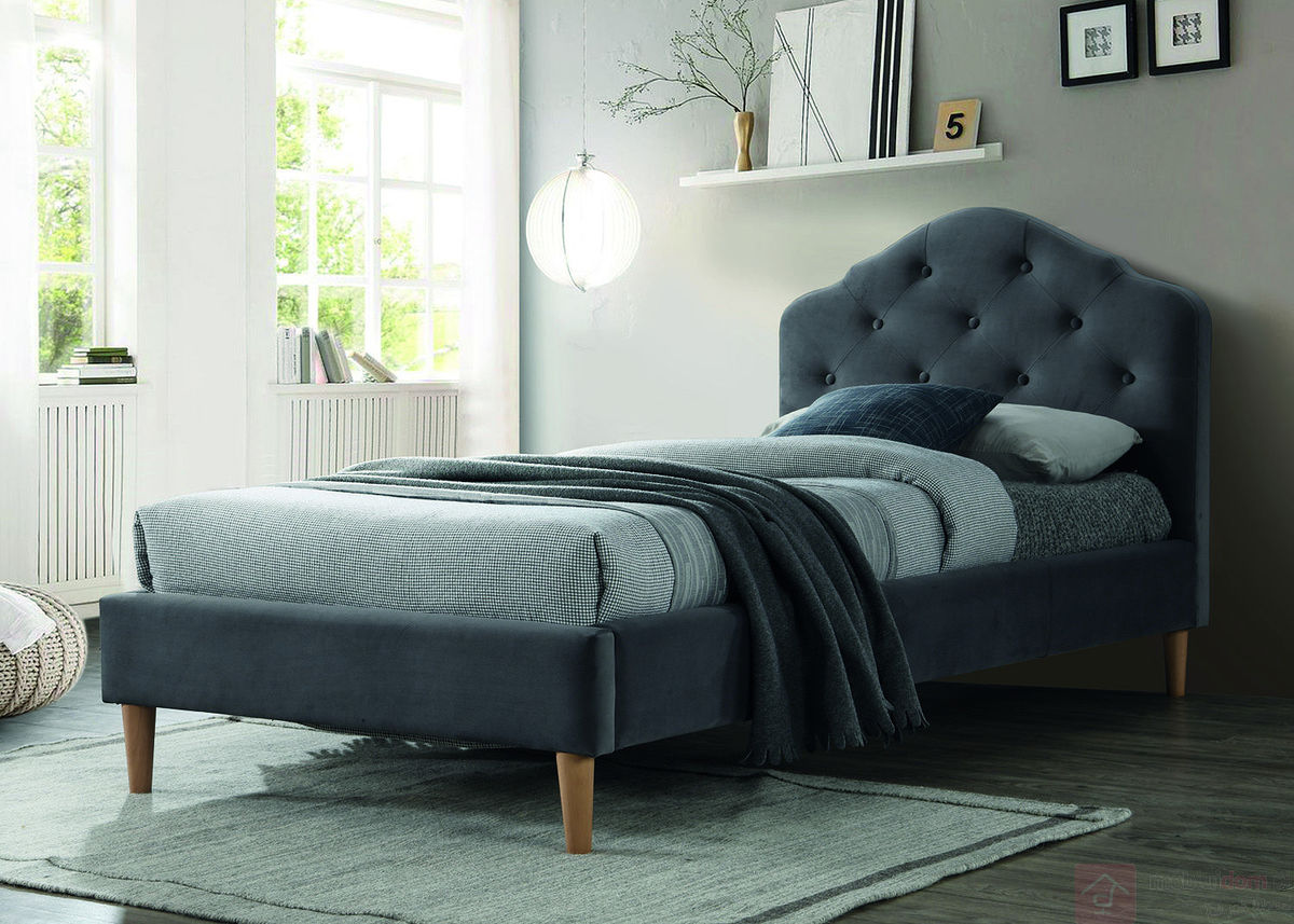 Łóżko CHLOE VELVET Signal pojedyncze