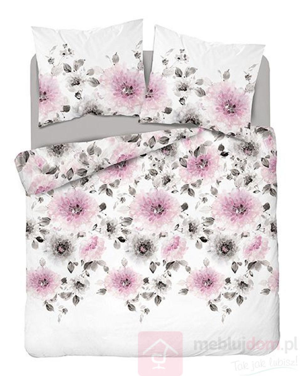 Pościel Home Satin 3496B 220x200 Kwiaty
