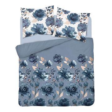 Pościel Home Satin 3394A 220x200 Kwiaty