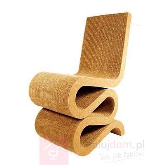 Krzesło Wave inspirowane Wiggle