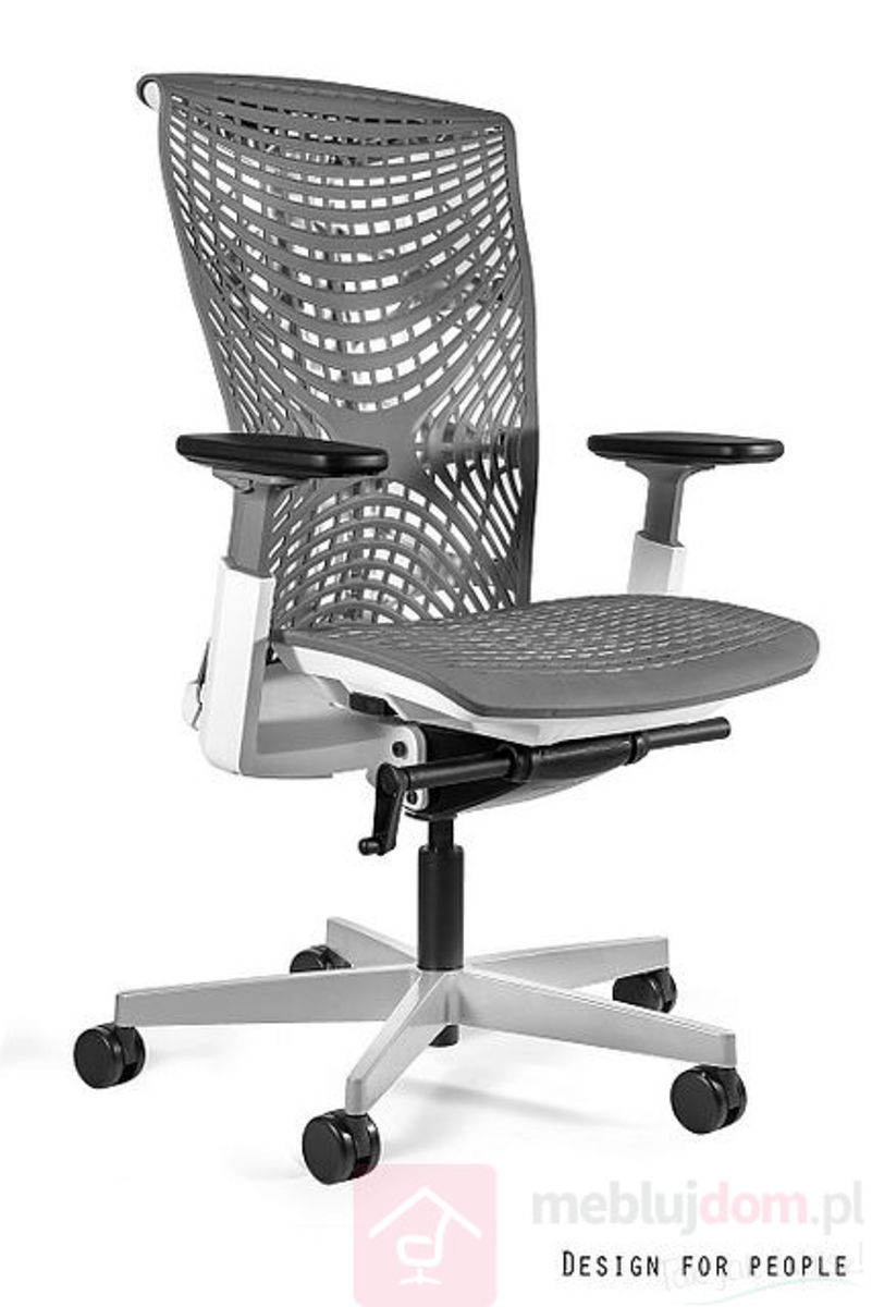 Fotel ergonomiczny REYA elastomer Unique