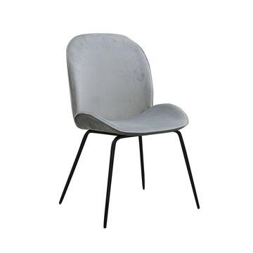 Krzesło MAYA IDEAL BLACK