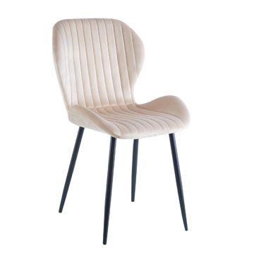 Krzesło K1-FX Velvet Beż