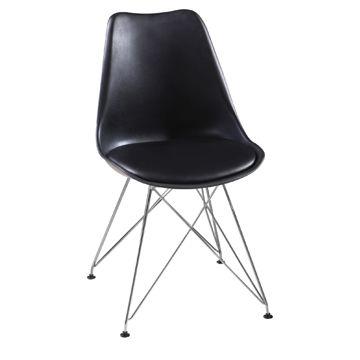 Krzesło PC-053 Czarne