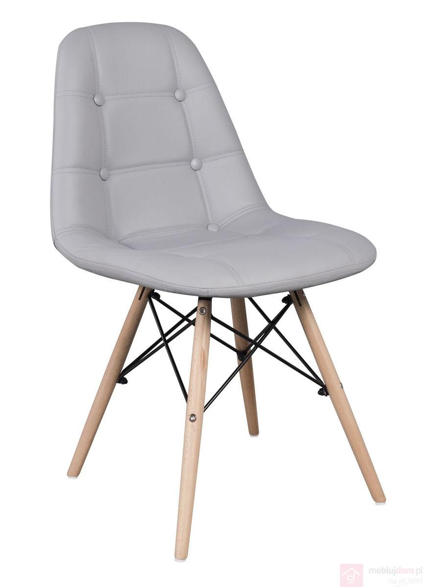 Krzesło PC-016 Szare