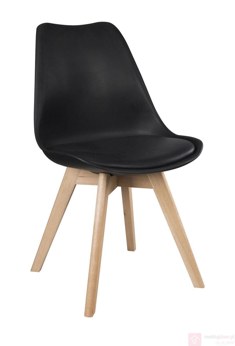 Krzesło PC-010 Czarne