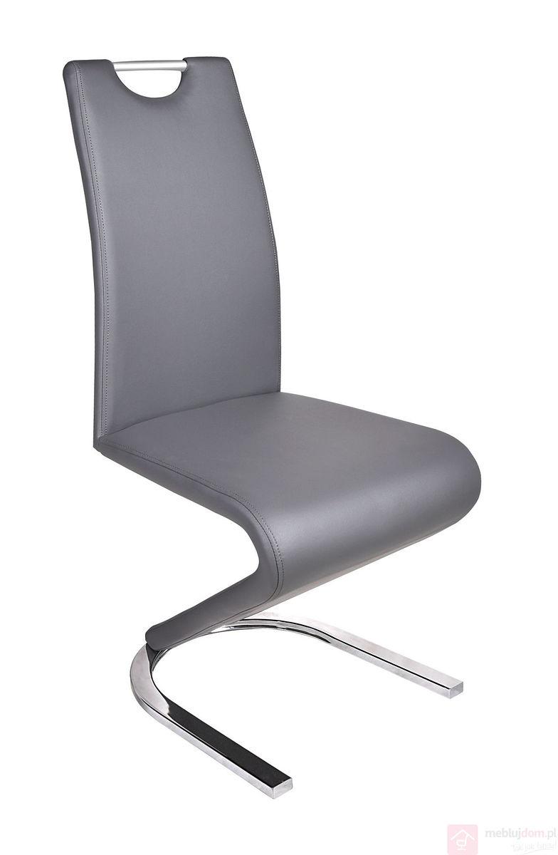 Krzesło DC2-F2 Szare