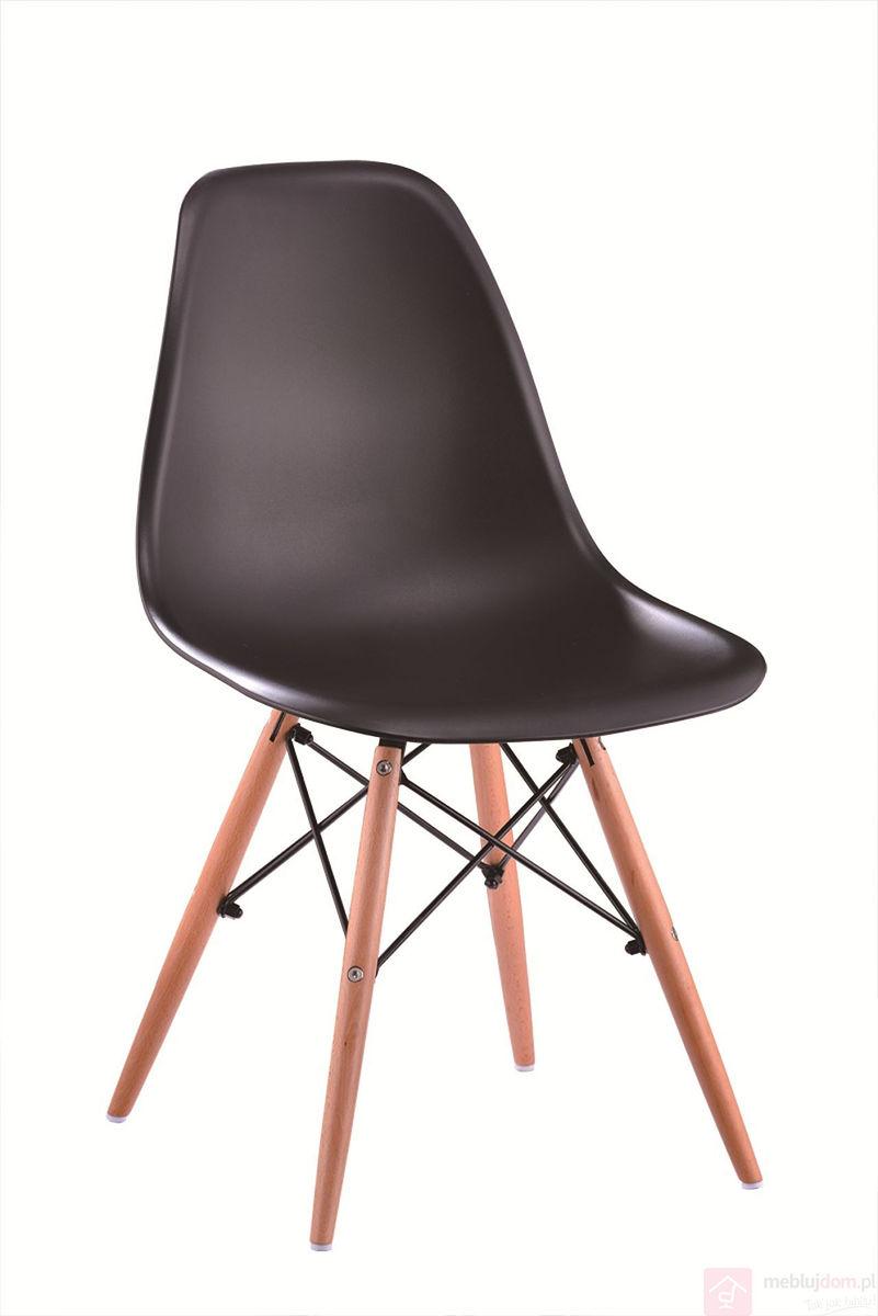 Krzesło PC-015 Czarne