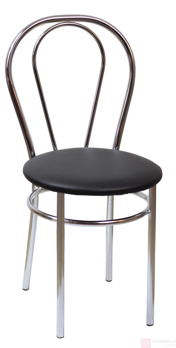 Krzesło TULIPAN Czarny
