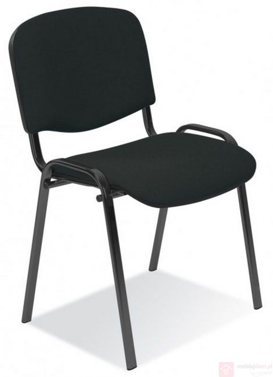 Krzesło ISO Czarne