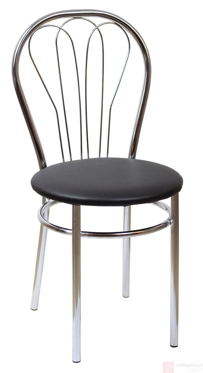 Krzesło VENUS Czarny