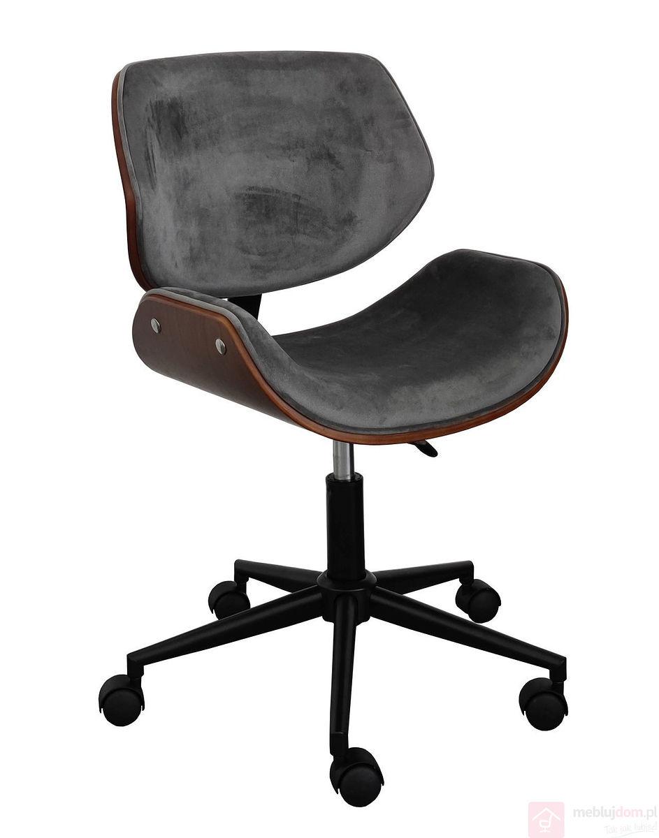 Fotel obrotowy FB4-FX Furnitex szary