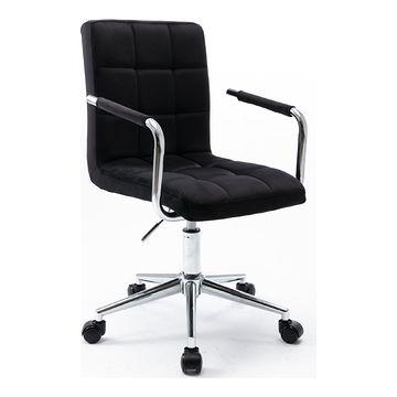 Fotel obrotowy N-15 czarne