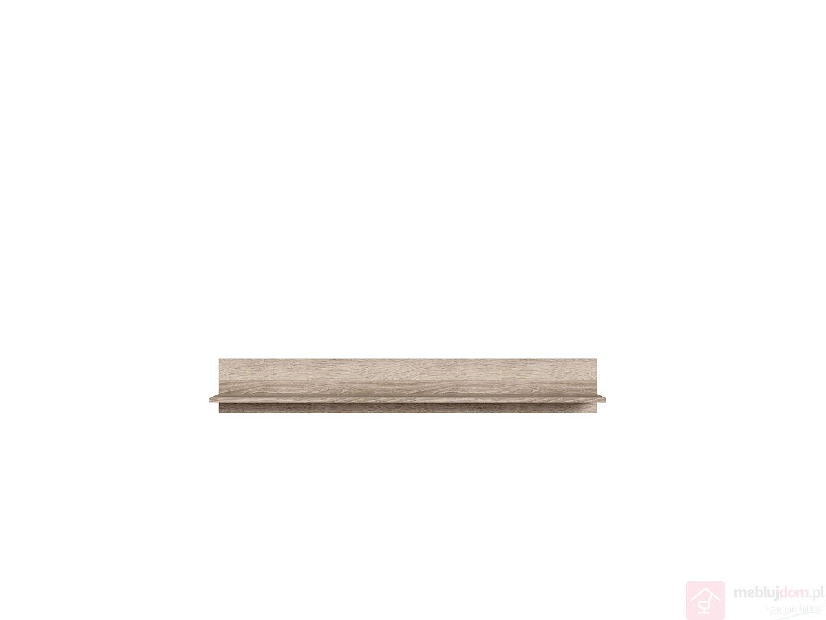 Półka wisząca NELA 01 sonoma truflowy