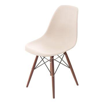 Krzesło PC016W PP inspirowane DSW dark