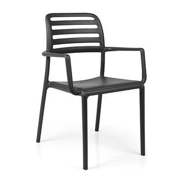 Krzesło z podłokietnikami Costa