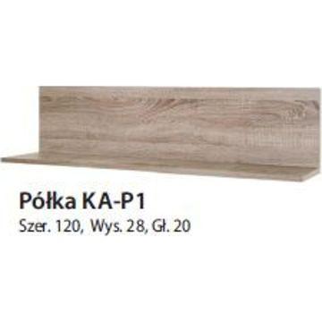 Półka CALIFORNIA KA-P1