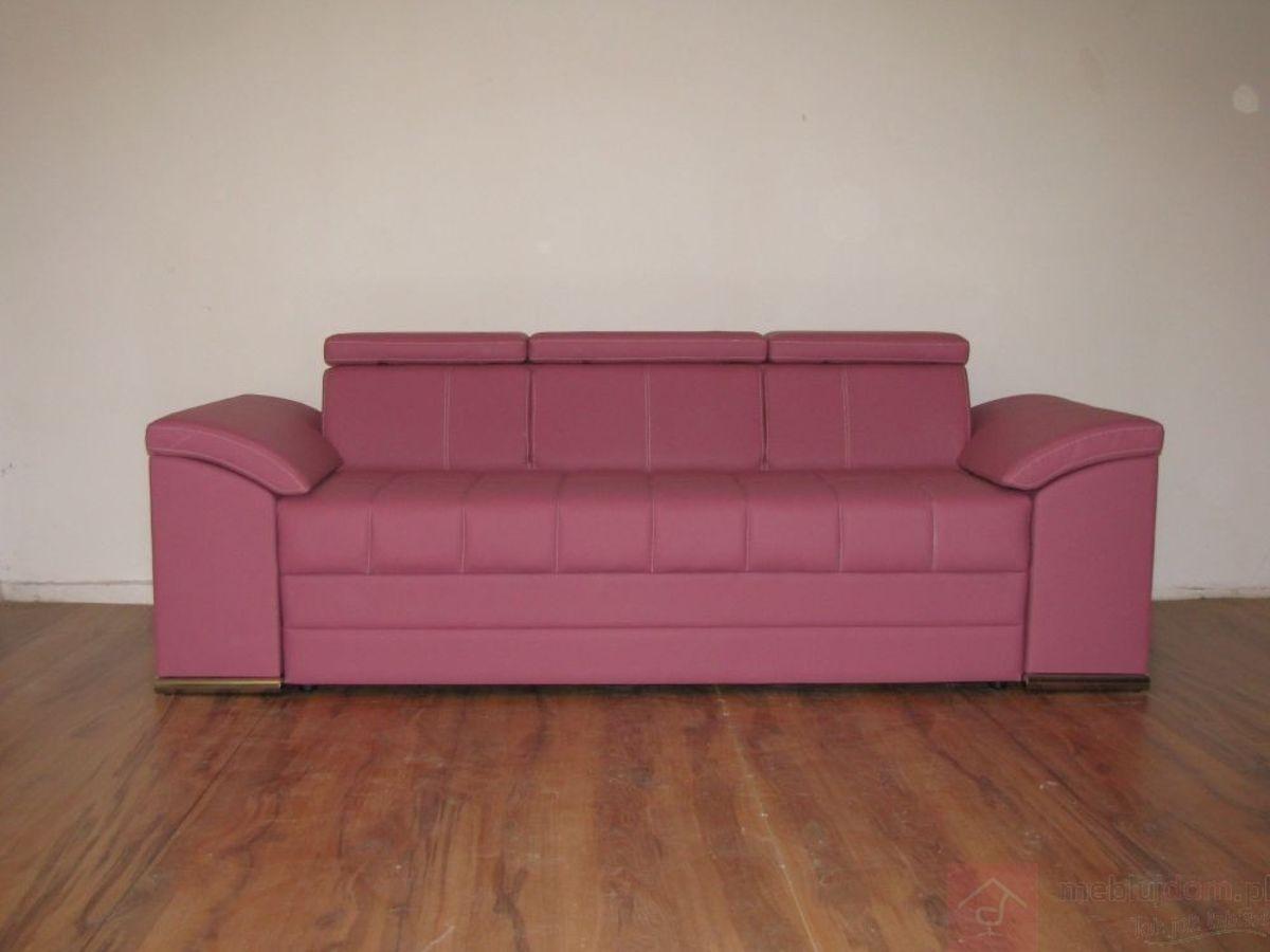 Sofa TOPAZ 3 osobowa nierozkładana