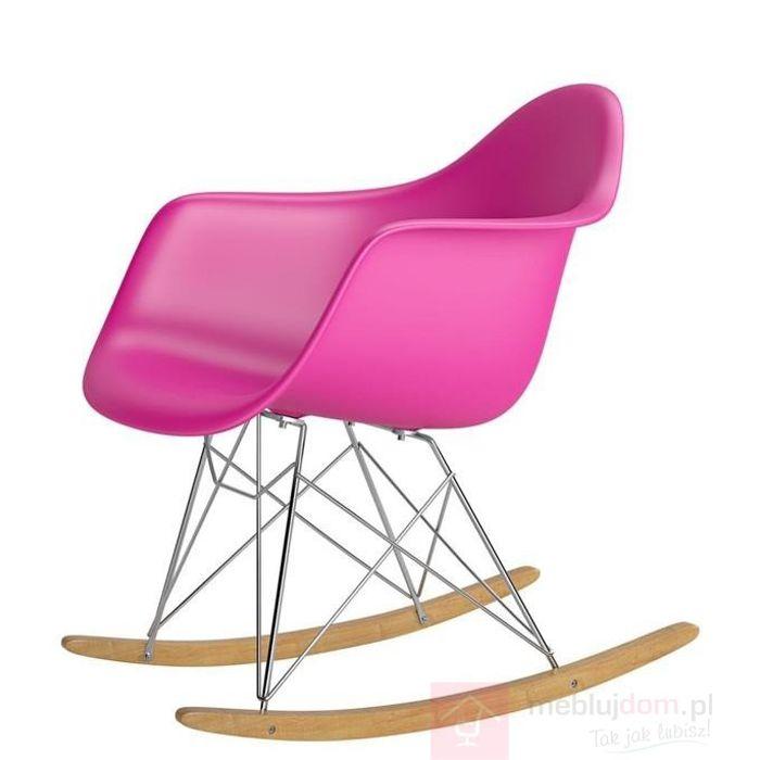 Krzesło P018 RR PP biały insp. RAR