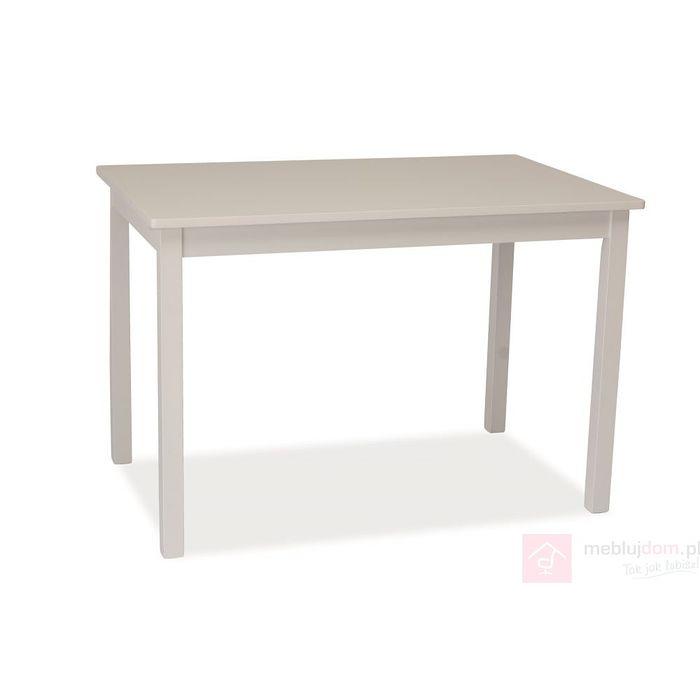 Stół FIORD Signal Biały, 60x80 cm