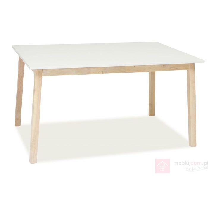 Stół NARVIK Signal Biały
