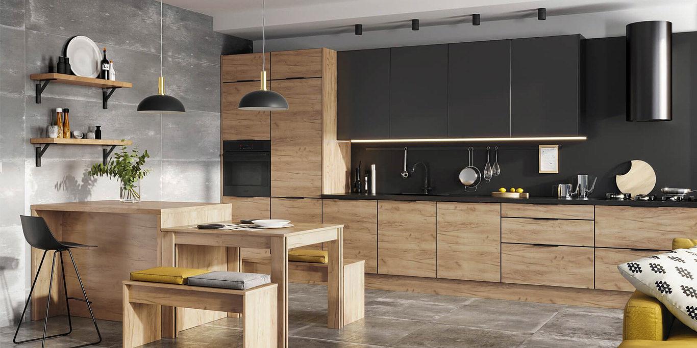 Systemy mebli kuchennych