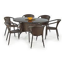 Zestaw stół + krzesła
