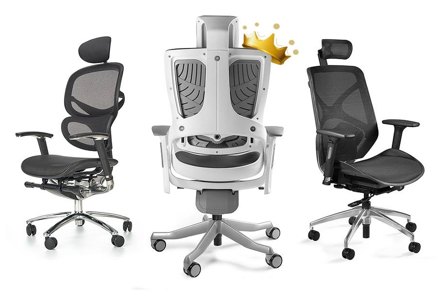 Ranking 10 najlepszych foteli ergonomicznych w 2020 roku