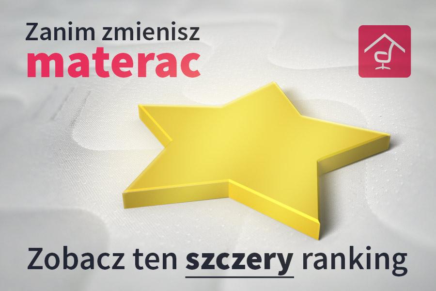 Ranking Materacy do spania - zobacz zanim kupisz!