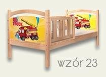 23 Wóz strażacki